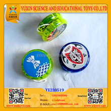 Promotional Flashing Yo Yo Ball with Light, Custom Printed Light-up <strong>YoYo</strong> Toys