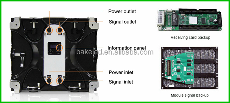 Indoor P2.5 Full color High Definition LED display electronic led panel sign