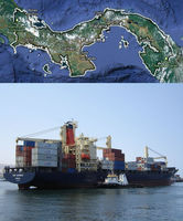Cargo Ship for Charter from China to Panama