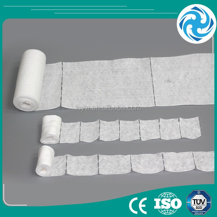 medical fixation plaster of paris pop bandage