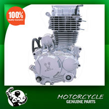 CG139 Motorcycle Zongshen 156FMI Engine for Different Road Condition