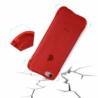 Free shipping OEM/ODM custom gel phone case for iphone 6 6S