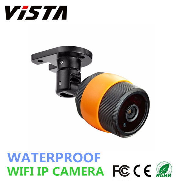 Good Quality H.264 CCTV P2P Outdoor Waterproof Wifi IP Camera 1.3 Megapixel HD Wireless Outdoor IR 30M CCTV IP Camera