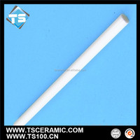 99 alumina al3o3 ceramic protection tube for casting