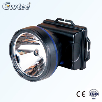 5 W super bright rechargeable LED head lamp