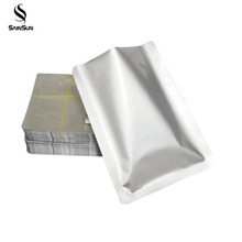 Custom thickening gold aluminum foil vacuum packing seal bags for food