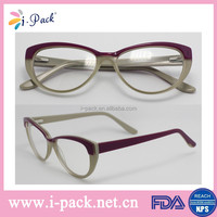 China wholesale designer optical eyeglasses frame with high quality