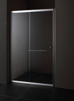 D2-D4 Factory price shower 5mm/6mm/8mm/10mm tempered glass shower room double sliding door