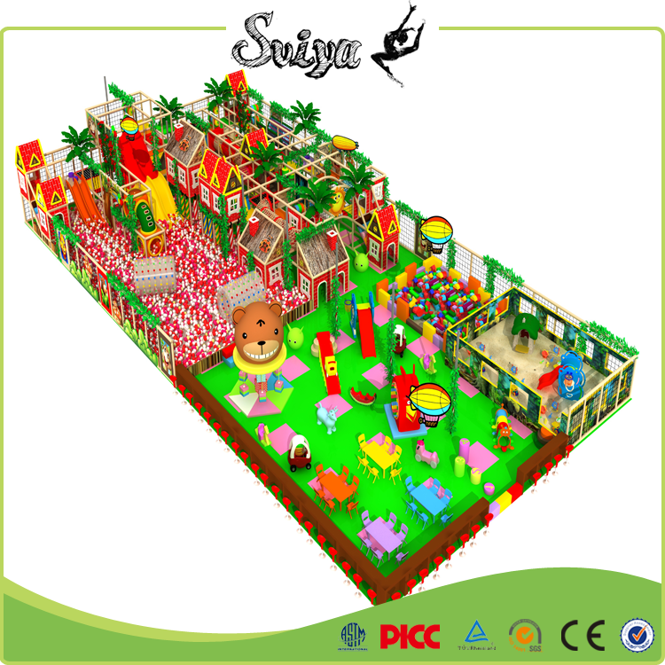 Xiaofeixia China Suppliers Modern Indoor Naughty Games Indoor Amusement Park Rides With Children Beach