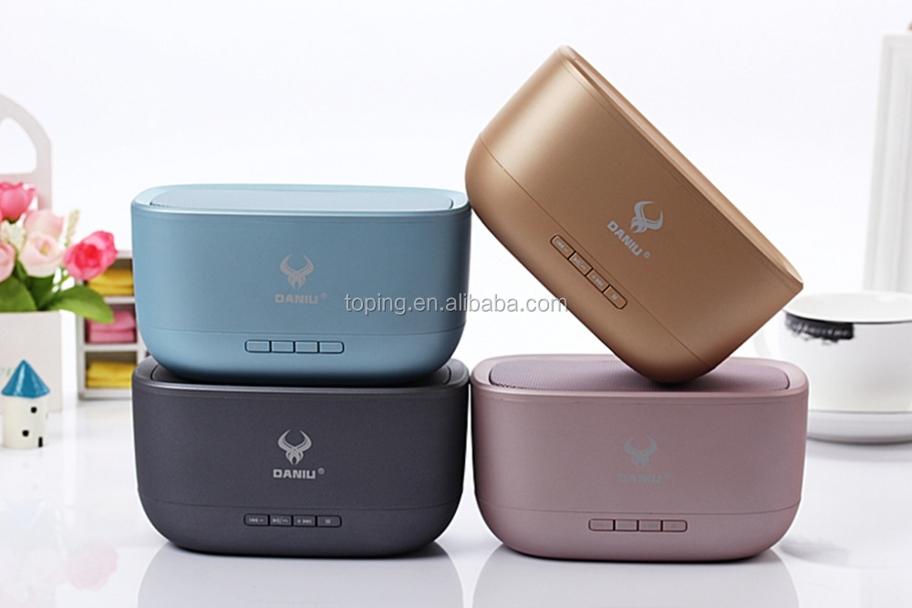 Waterproof Drop Resistance Mini Portable Wireless Bluetooth Speaker Amplifier Stereo Speaker for iPhone Mobile Phone MP4