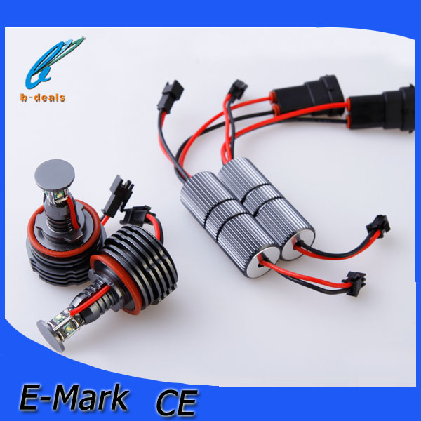 Chinese supplier 20W CANBUS E92 h8 LED marker Angel Eyes ,no warning,no errors for bmw e93