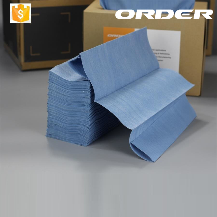 2017 ORDER BRAG Box KIM-X80 Wipers / cleaning cloths Disposable PP Nonwoven Industrial Wiping Rags