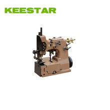 KEESTAR 80800UCH Single Needle Two Thread Chain Stitch Jumbo Bag Sewing Machine