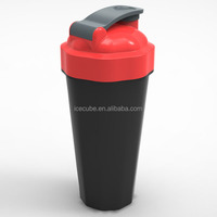 BPA free plastic protein shaker cup unique product ideas wholesale