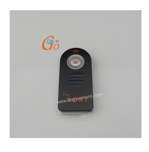 LC7106 IR Wireless 301 Remote Control Replace for Sony NEX 5N 7 A700 A900 A33 A550 A500 A580