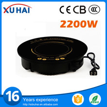 2017 Mini electric induction cooker battery stove for cooking 12v battery powered