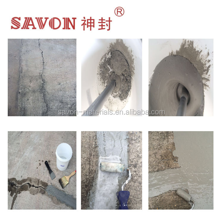 JS Polymer Modified Cementitious Waterproofing Coating for Bathroom