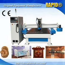 discount price vacuum table 1500*3000mm 1530 atc cnc routers for sale