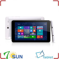 7 inch intel Z3735G Quad Core Windows 8.1 Tablet PC 1GB+16GB OTG windows tablet