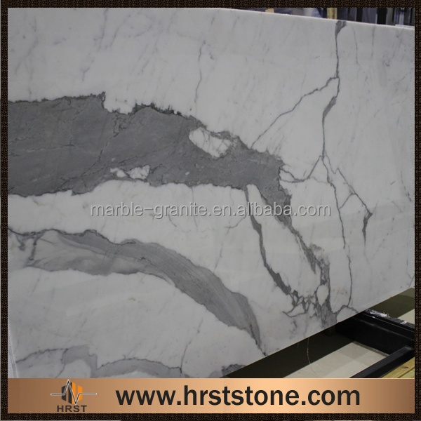 price of Italian Statuario marble slab
