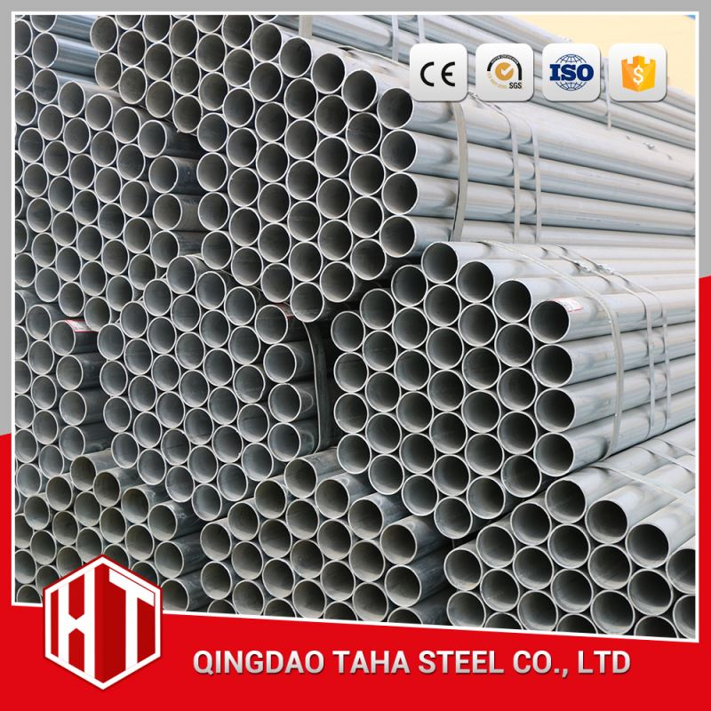 5inch hot dip galvanized hs code carbon steel pipe