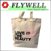 Customized High Quality Custom Canvas Tote Bag