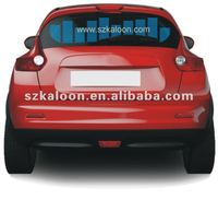 90x25cm sound music activated car stickers equalizer