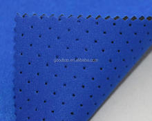 Perforated Neoprene Fabric Sheet Promotion