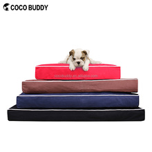 Snoozer Overstuffed Luxury Pet Sofa Cotton Bed Dog Beds