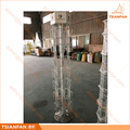 Custom Rotatable Flooring Quartz Stone Display Tower for Marketing-SR056