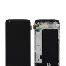 Best Price LCD Screen for LG G5 H850 LCD VS999 LCD Display Touch Screen Digitizer Assemlby With Frame