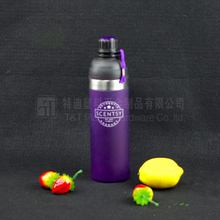 Different types gifts sports water bottle, bpa free water bottle 700ml with custom logo