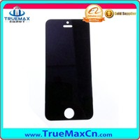 Front glass for iphone 5, For iphone 5 glass screen protector