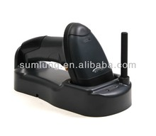 Long Distance Induction Charger Wireless Laser Barcode Scanner/Reader supports Windows