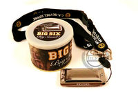 Harmonica-SEYDEL 16666 BIG SIX BLUES