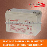 Storage ups battery, VRLA battery,12v 100ah