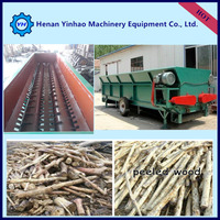 Yinhao Brand Heavy duty wood log debarking machine/wood barker/wood logs debarking machine