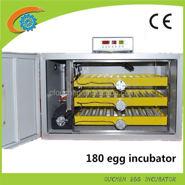 Cheap Price Ouchen new automatic incubators used 12V hot sale in Germany