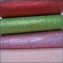 PU Crafts and Shiny Leather Material by Self adhesive Made in China