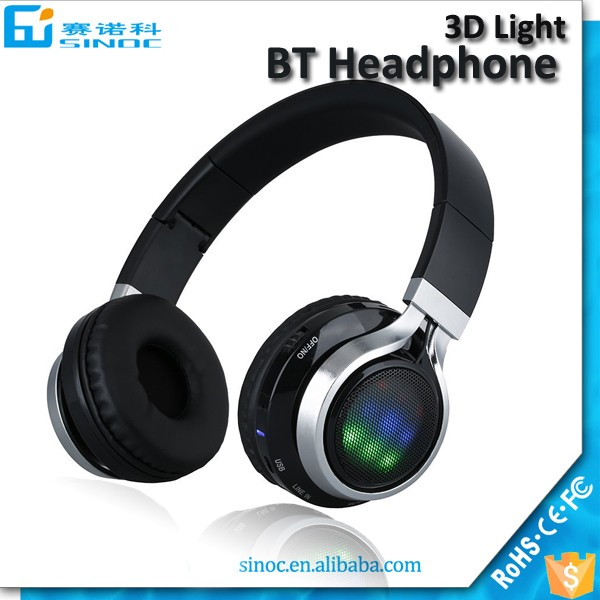 Foldable wireless bluetooth 3.0 stereo bluetooth headset,portable foldable bluetooth headphone