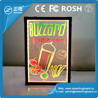 electronics new arrivals attractive light up led writing boards