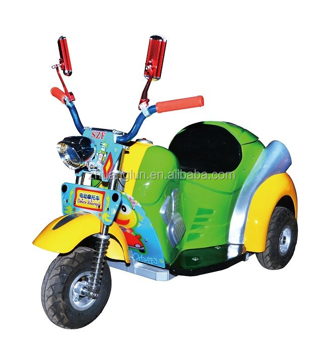 kids mini motorcycles for Amusement park games arcade battery kiddie ride on Mini motorcycle for sale