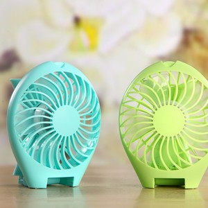 Fish Shape Rechargeable Mini Hand-held Cooling Fan