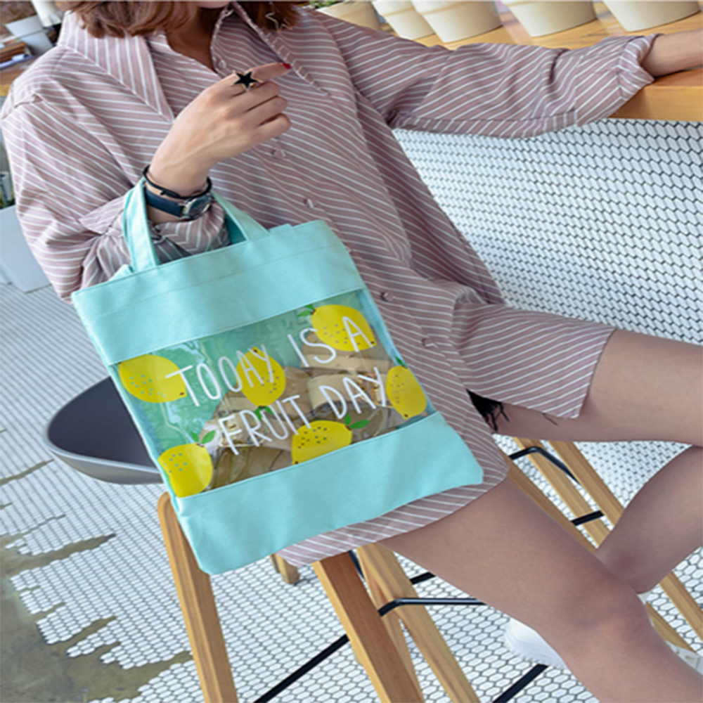Big Capacity Innovative Dual Use Shopping Bag For Women