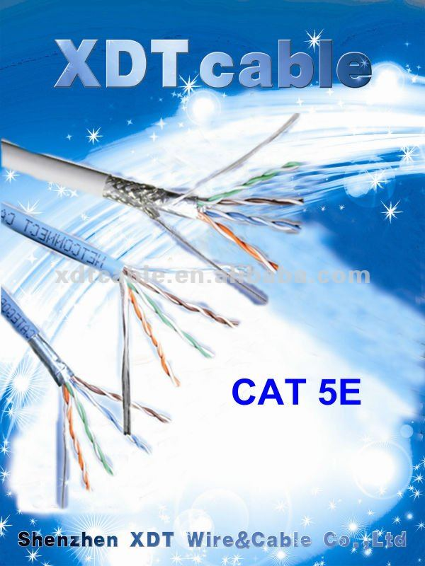 cat6 color code/OEM, ODM utp cat5e lan cable for lan cable