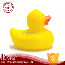 Factory directly sell hot-selling Floating baby bath duck set