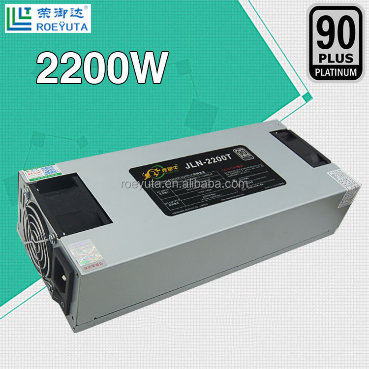 110V Power Supply Mining Bitcoin Miner PSU 1600W/2200W for Antminer R4/U3/L3+/S9 14th