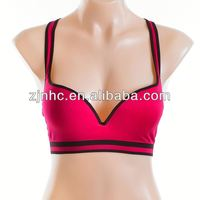FASHION DESIGN LATEST!! new design sport ahh bra with good quility sexy ge