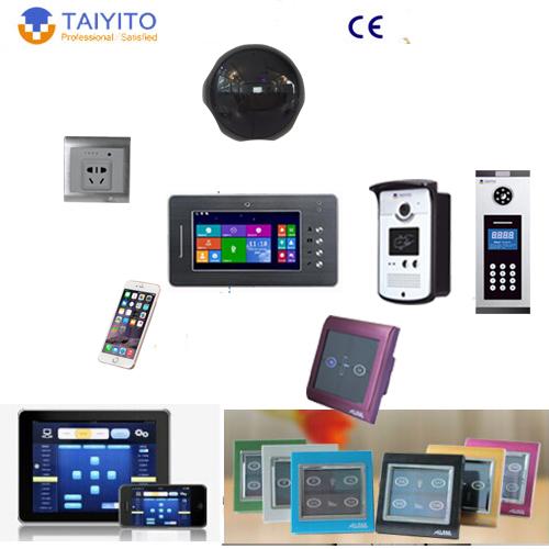 Smartphone Remote Control Zigbee Smart Home System Buy