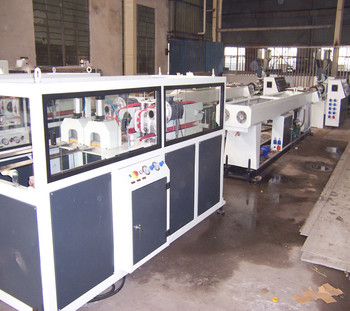 electrical colored small diameter pvc pipe making machine with price